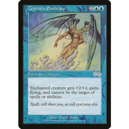 Zephid's Embrace