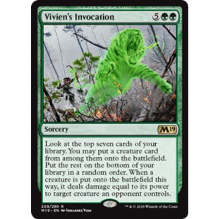 Vivien's Invocation