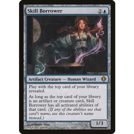 Skill Borrower