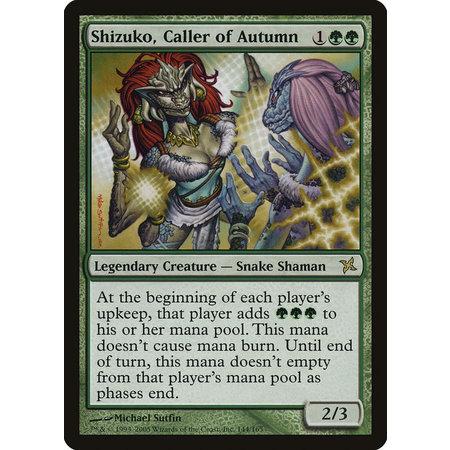 Shizuko, Caller of Autumn