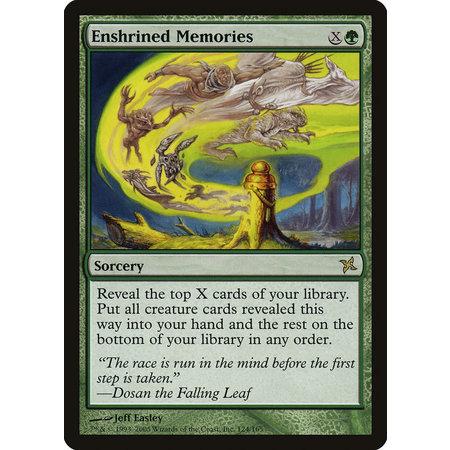 Enshrined Memories
