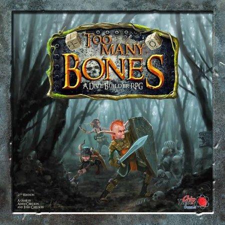 Too Many Bones - Kickstarter Edition