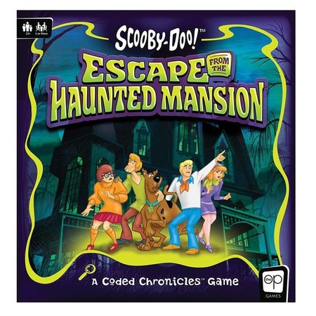 Scooby-Doo! Escape from the Haunted Mansion - A Coded Chronicles Game