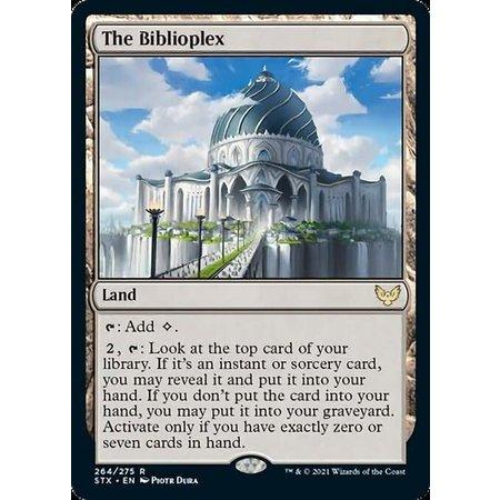 The Biblioplex - Foil