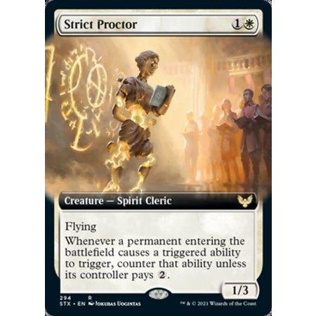 Strict Proctor - Foil