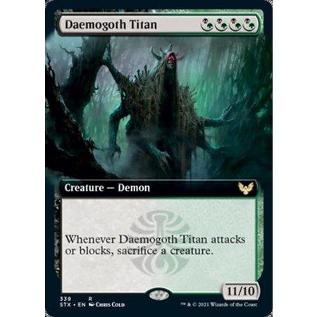 Daemogoth Titan - Foil