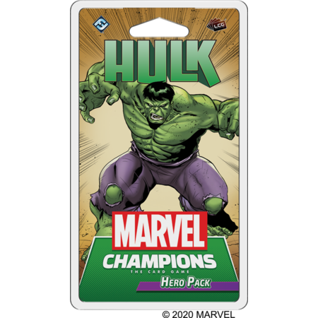 Marvel Champions: The Card Game - Hulk Pack
