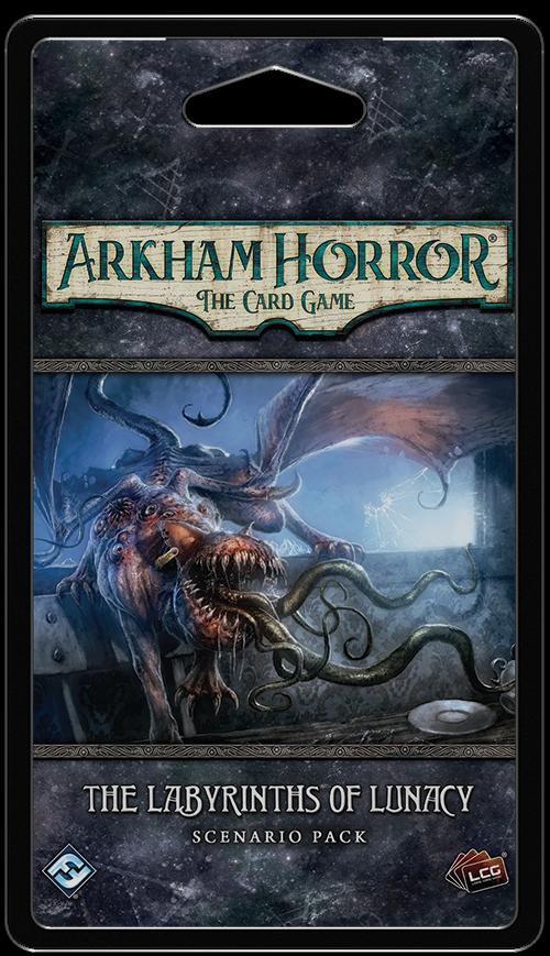Arkham Horror LCG: Standalone Adventure - The Labyrinths of Lunacy