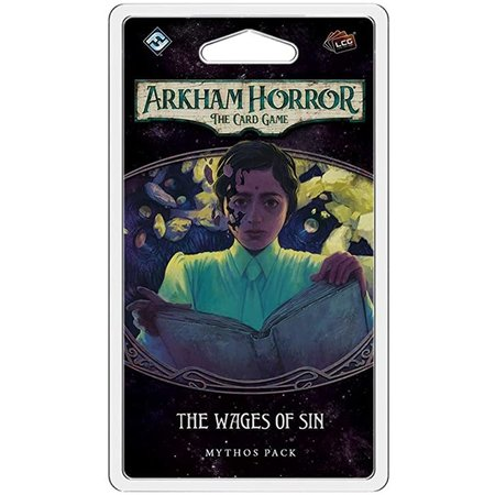 Arkham Horror LCG: The Circle Undone 3 - The Wages of Sin