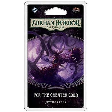 Arkham Horror LCG: The Circle Undone 4 - For The Greater Good