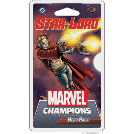 Marvel Champions: The Card Game - Starlord Hero Pack