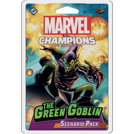 Marvel Champions: The Card Game - Green Goblin Scenario Pack