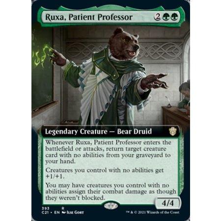 Ruxa, Patient Professor