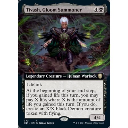 Tivash, Gloom Summoner