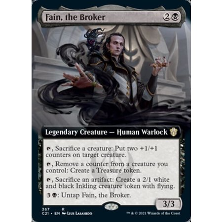 Fain, the Broker