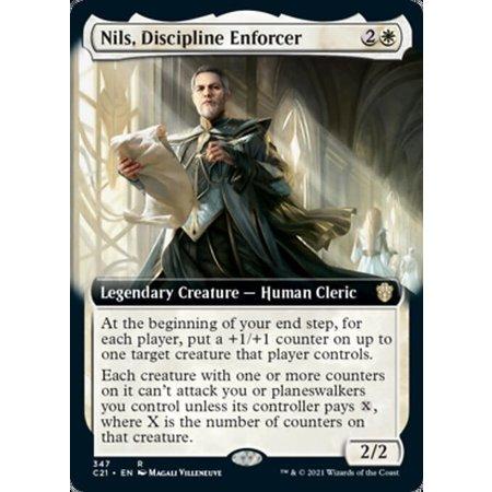 Nils, Discipline Enforcer
