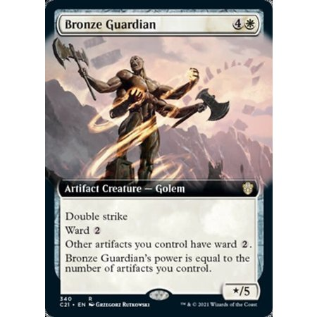 Bronze Guardian
