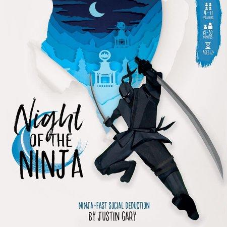 PREORDER - Night of the Ninja