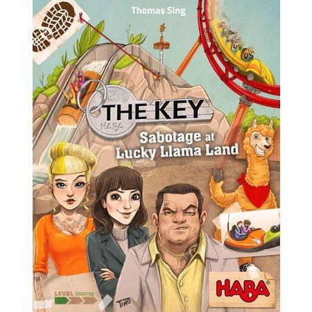 PREORDER - The Key: Sabotage at Lucky Llama Land