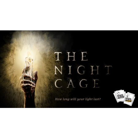 PREORDER - The Night Cage