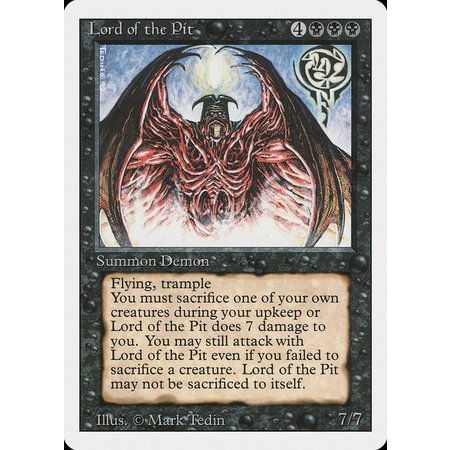 Lord of the Pit (HP)