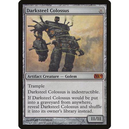Darksteel Colossus (Damaged)
