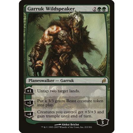 Garruk Wildspeaker (MP)