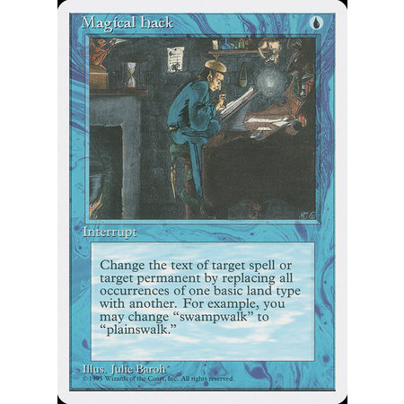 Magical Hack