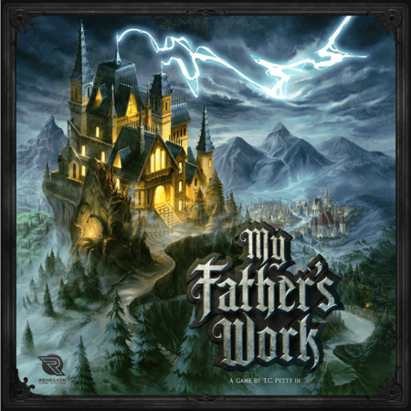 PREORDER - My Father's Work
