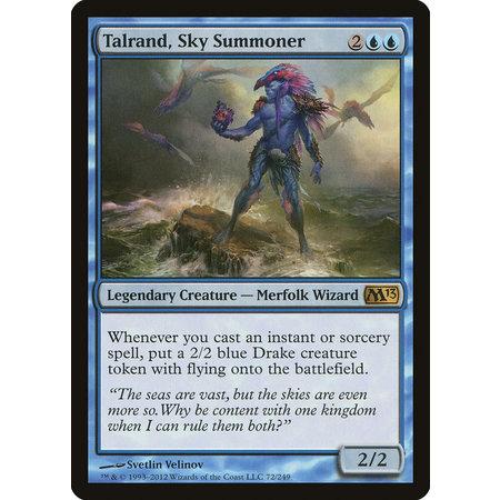 Talrand, Sky Summoner - Foil
