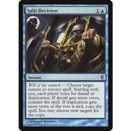 Split Decision - Foil