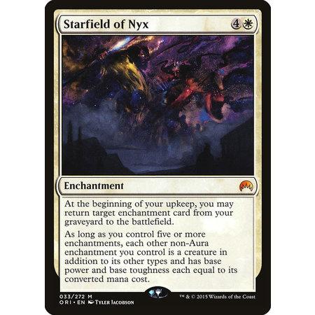 Starfield of Nyx