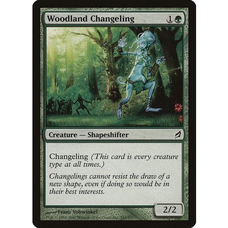 Woodland Changeling