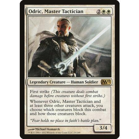 Odric, Master Tactician - Foil