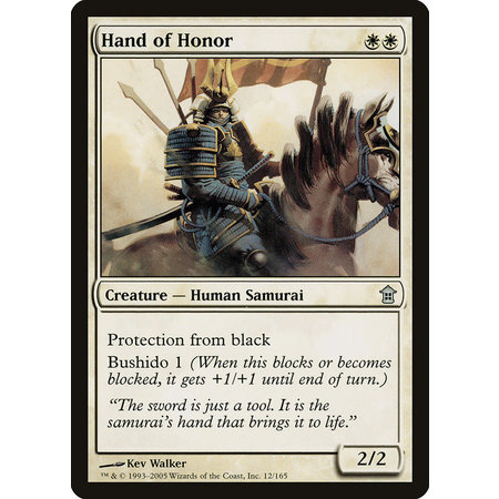 Hand of Honor