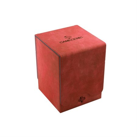 Squire Convertible Deck Box (100ct) - Red