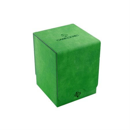 Squire Convertible Deck Box (100ct) - Green