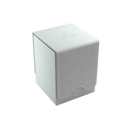 Squire Convertible Deck Box (100ct) - White