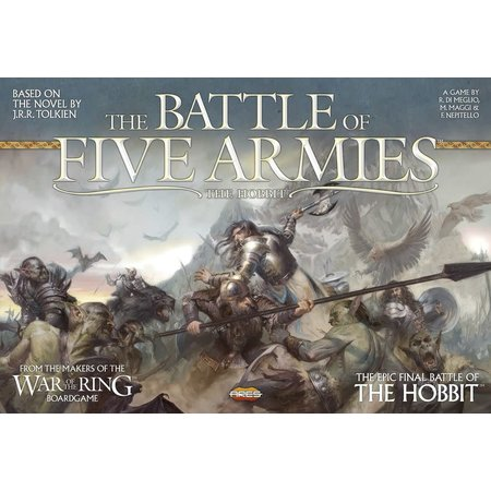 PREORDER - Battle of the Five Armies (2nd Edition)