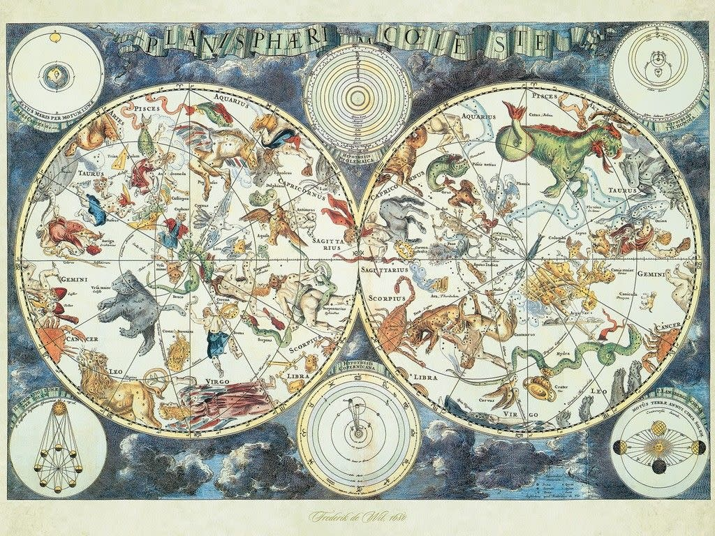 1500 - Map of the World