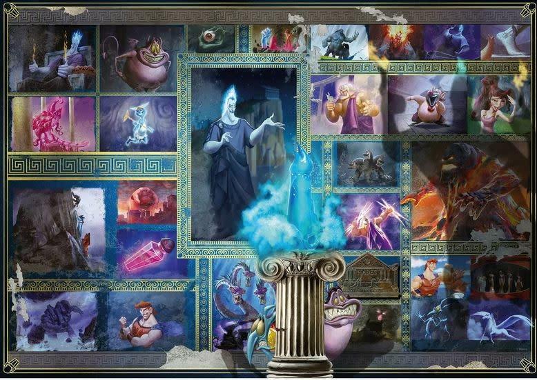 1000 - Disney Villainous: Hades