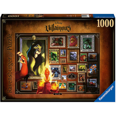 1000 - Disney Villainous: Scar