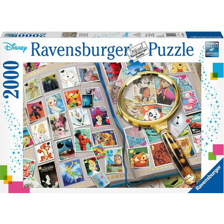 1000 - Disney Stamp Album