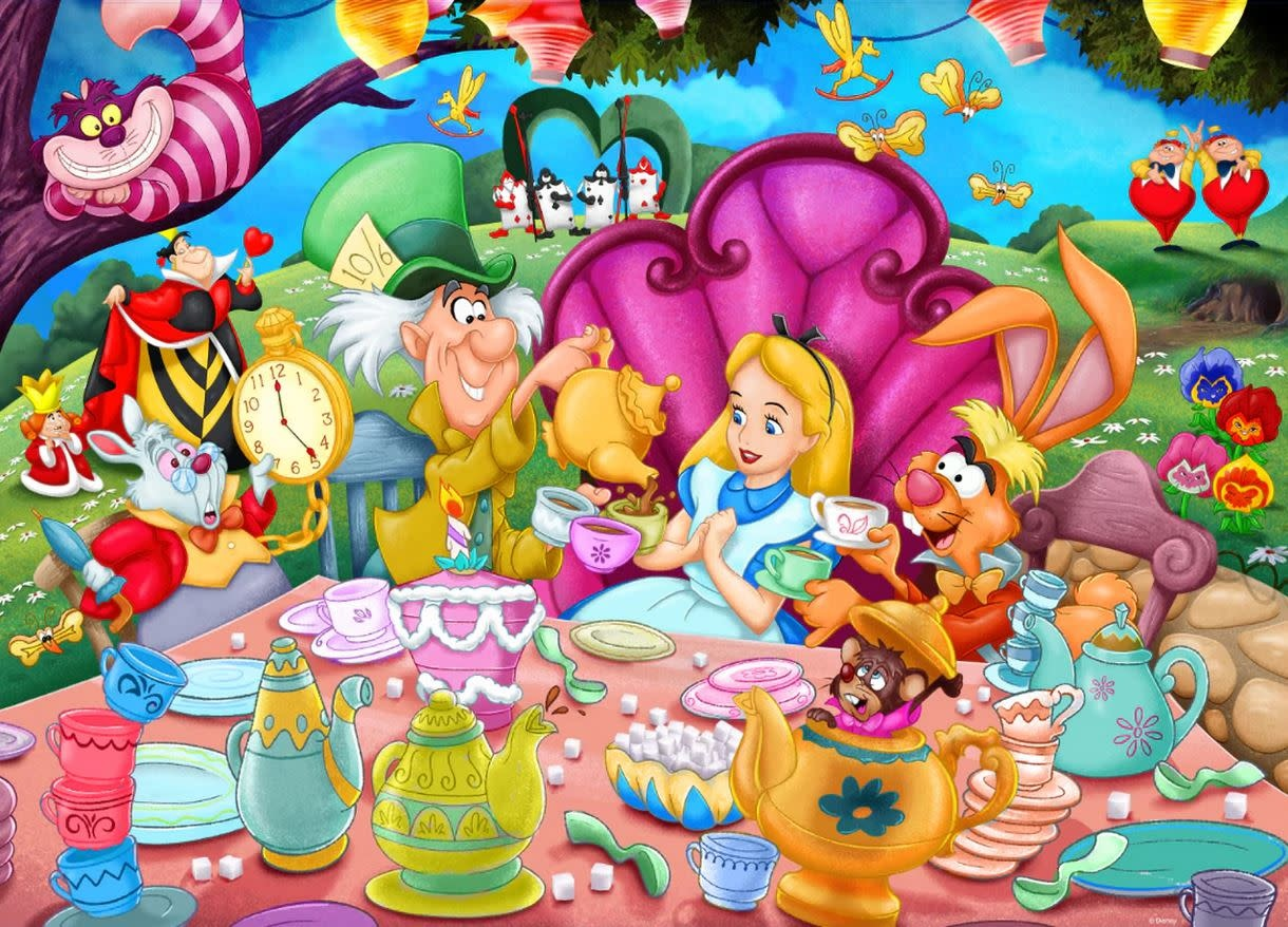 1000 - Alice in Wonderland