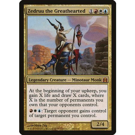 Zedruu the Greathearted