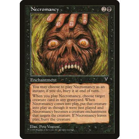 Necromancy (LP)
