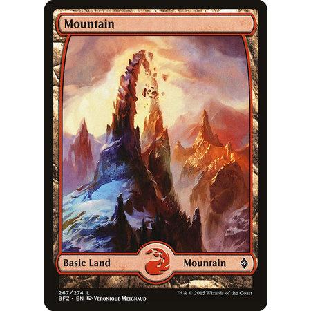 Mountain (267) - Full Art