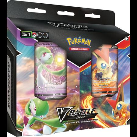 Pokemon V Battle Deck Bundle: Victini VS Gardevoir