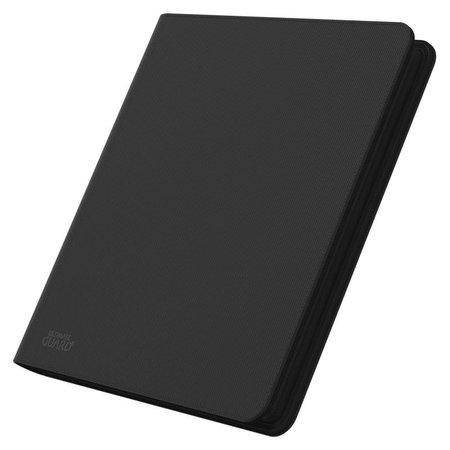 Quadrow Zipfolio Xenoskin Black