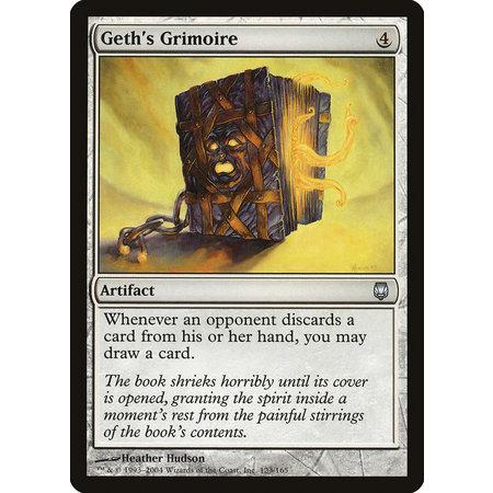 Geth's Grimoire (LP)